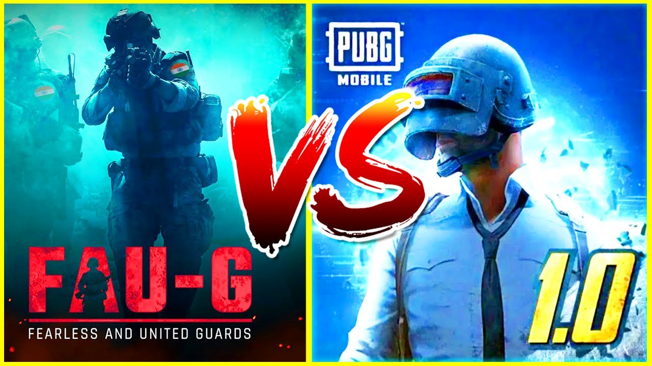 faug vs pubg in hindi